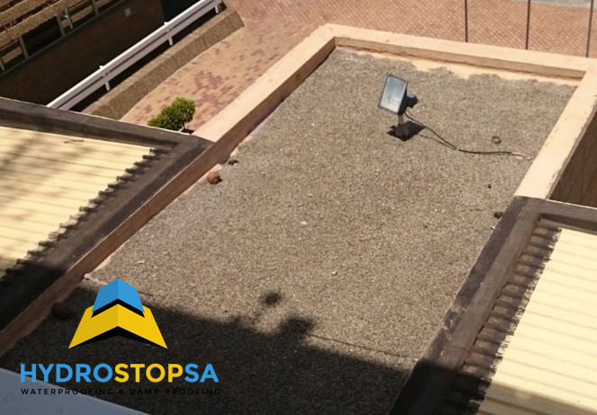 Water proofing servcies